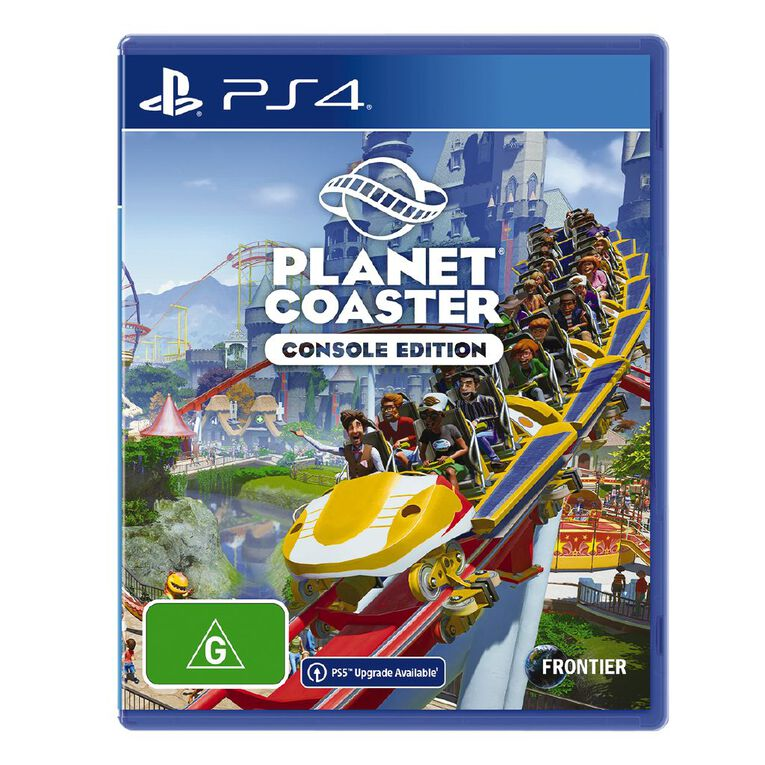 PS4 Planet Coaster, , hi-res image number null