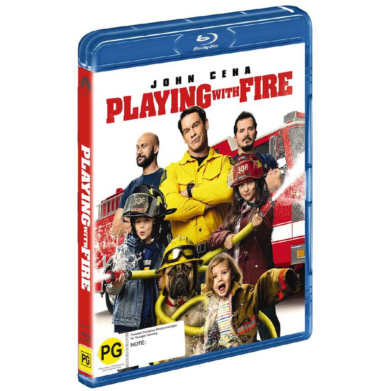 Playing With Fire Blu-ray 1Disc, , hi-res