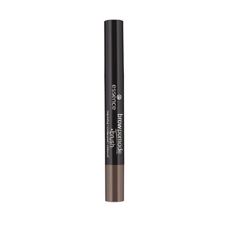 Essence brow pomade + brush 03, , hi-res image number null