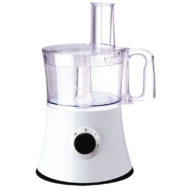 Living & Co Food Processor 500w White, , hi-res