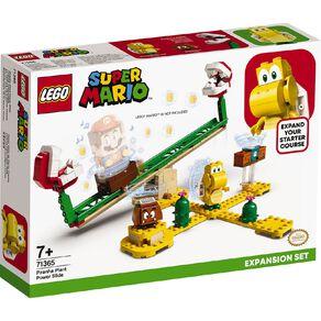 LEGO Super Mario Piranha Power Slide 71365