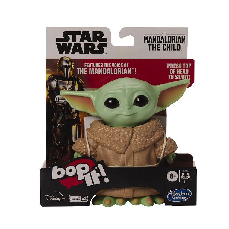 Star Wars Bop It The Mandalorian Child Edition, , hi-res