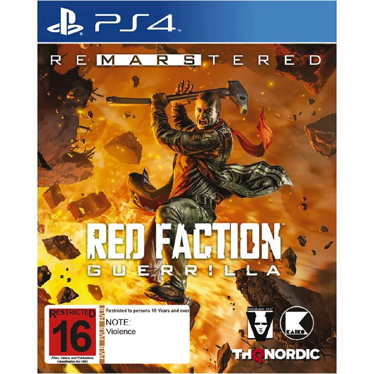 PS4 Red Faction Guerilla Re-Mars-tered, , hi-res