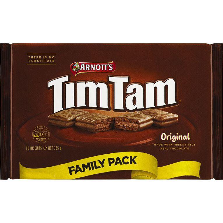 Arnott's Tim Tam Value Pack 365g, , hi-res