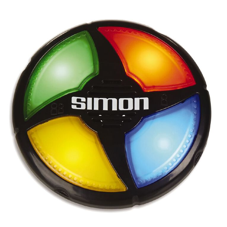 Simon Micro Series Game, , hi-res