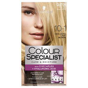 Schwarzkopf Colour Specialist 10-1 Cool Ultra Light Blonde