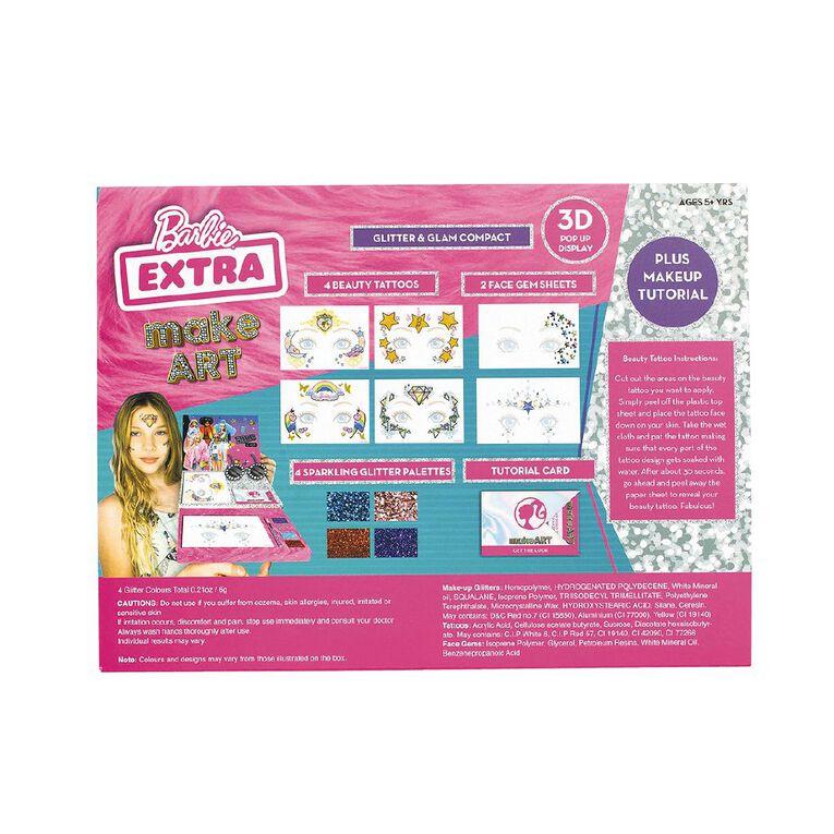 Barbie Make Art Extra Pop Up Compact Extra, , hi-res