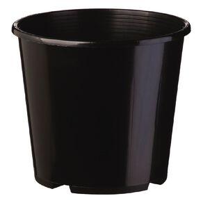 IP Plastics Planter Pot 27cm Black 8.5L