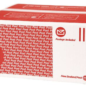 New Zealand Post Prepaid Window Tropical Seal Envelopes DLE 500 Pack