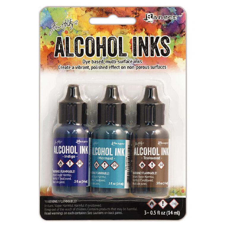 Ranger Tim Holtz Alcohol Ink Kit Mariner, , hi-res