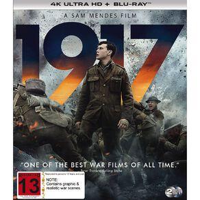 1917 4K Blu-ray 1Disc