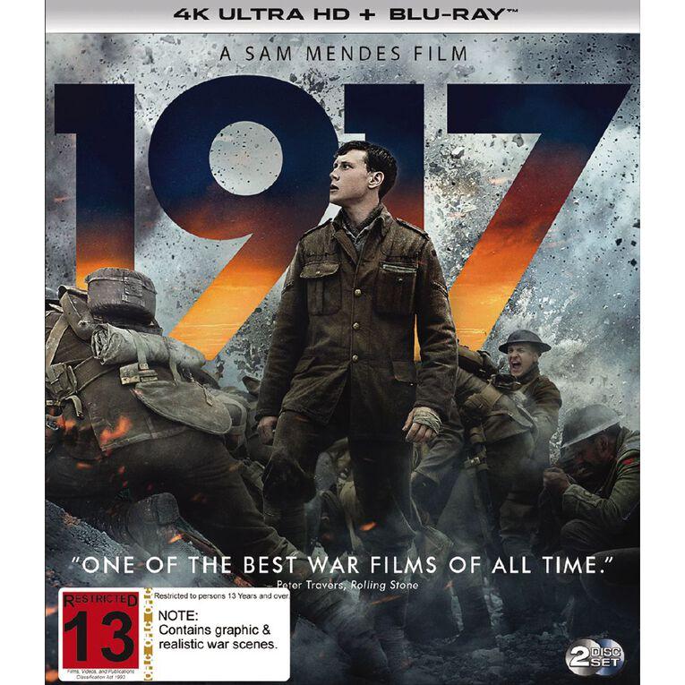 1917 4K Blu-ray 1Disc, , hi-res