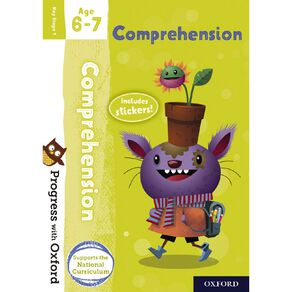 Comprehension Age 6-7 by Oxford University Press
