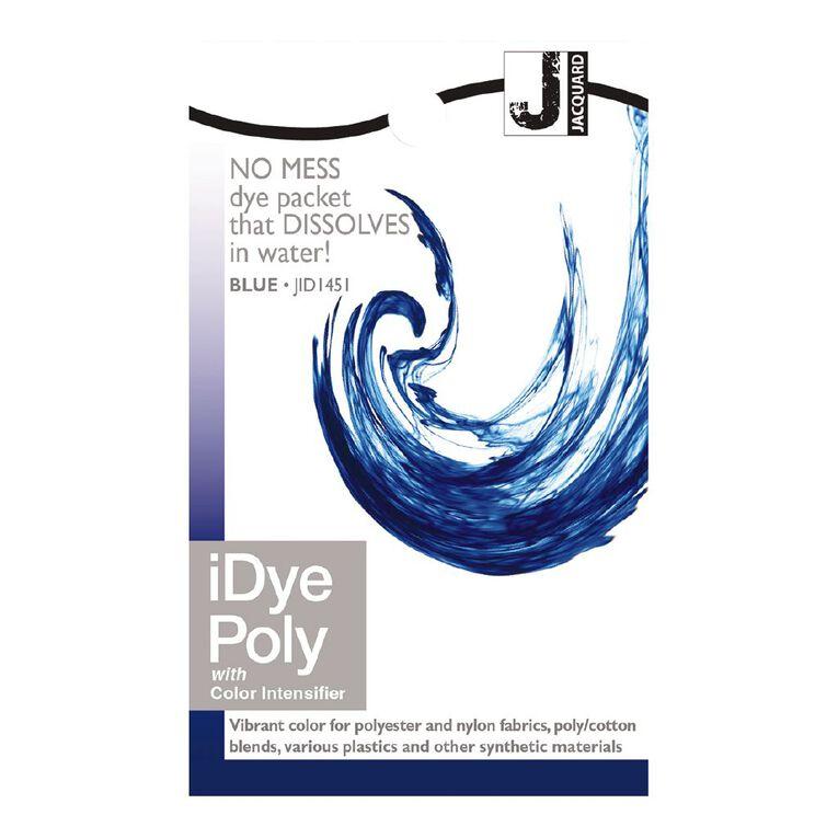 Jacquard iDye Poly 14g Blue, , hi-res