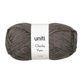 Uniti Yarn Chunky 100g Charcoal