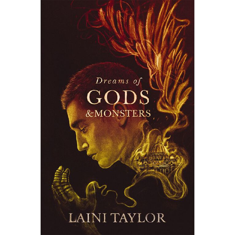 Smoke & Bone #3 Dreams of Gods and Monsters by Laini Taylor, , hi-res
