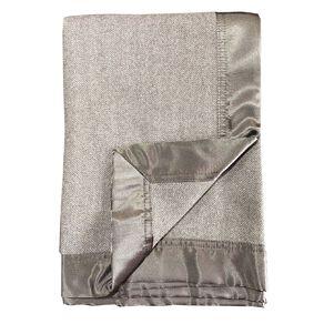 Babywise Merino Wool Cot Blanket