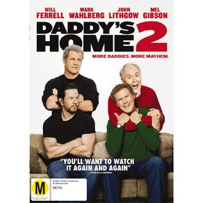 Daddys Home 2 DVD 1Disc