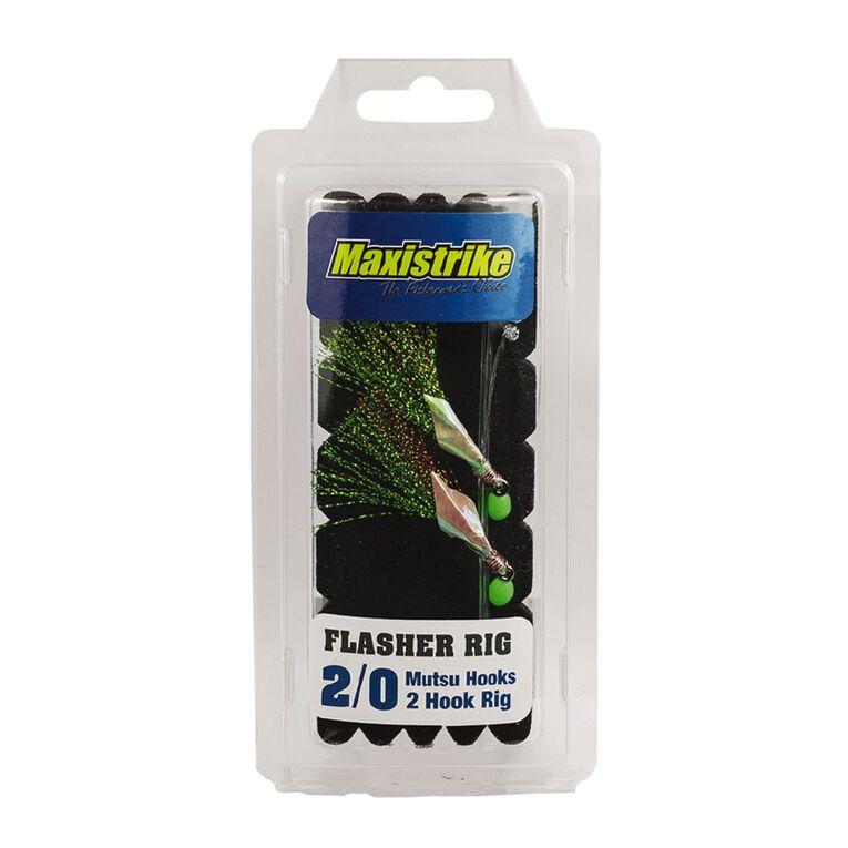 Maxistrike Mutsu Hook Flasher Rig 2/0, , hi-res