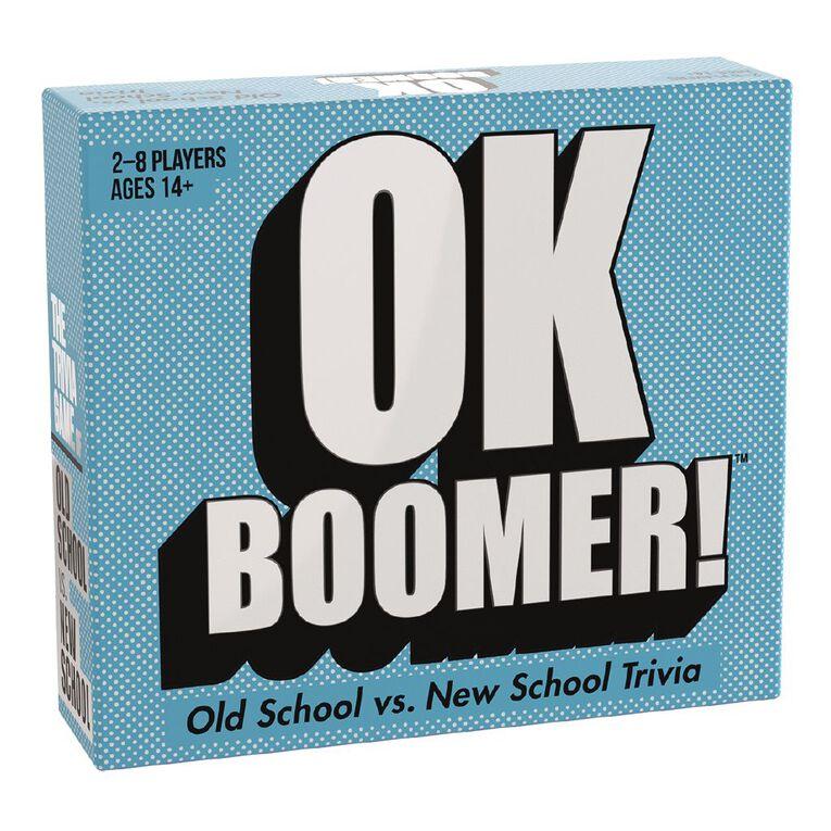 OK Boomer, , hi-res