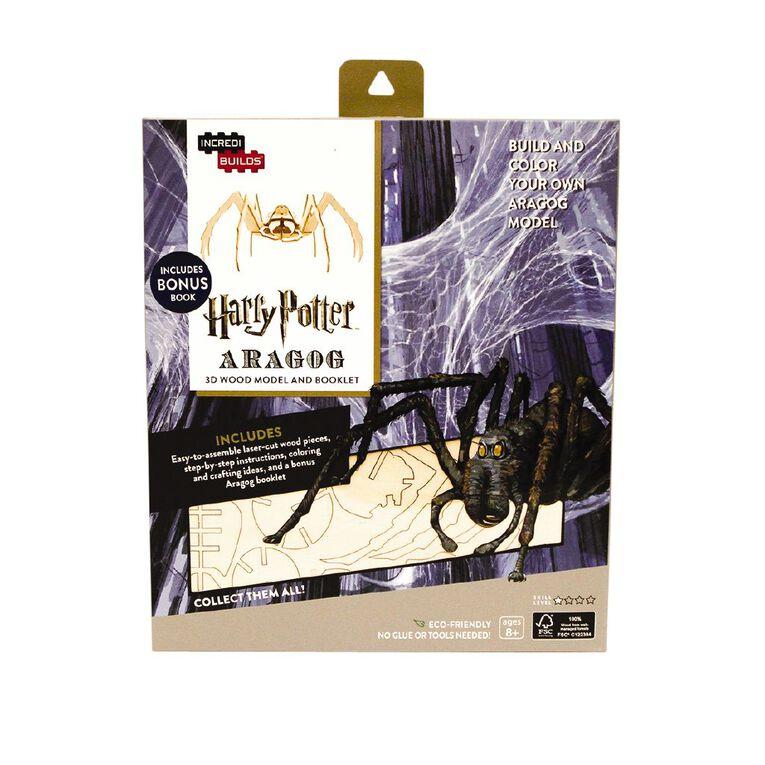 Harry Potter Incredibuilds Aragog 3D Wooden Model, , hi-res