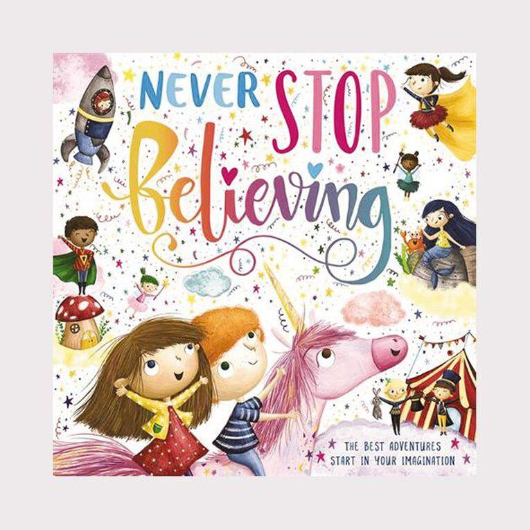 Never Stop Believing, , hi-res