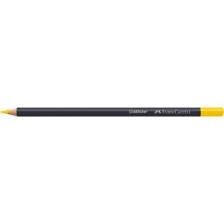 Faber-Castell Colour Pencil Goldfaber Col108 - Dark Cadium Yellow, , hi-res