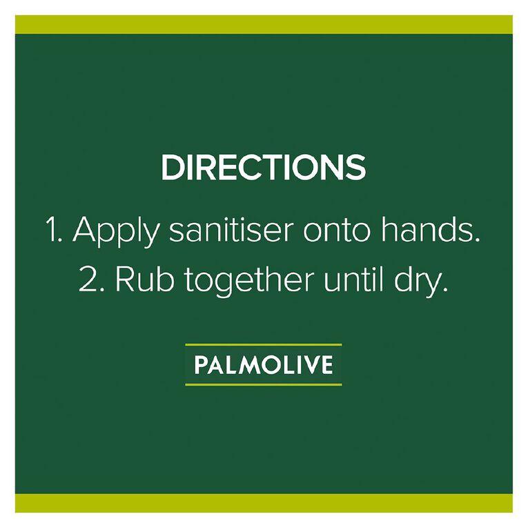 Palmolive Hand Sanitiser Lemon & White Citrus Limited Edition 48ml, , hi-res