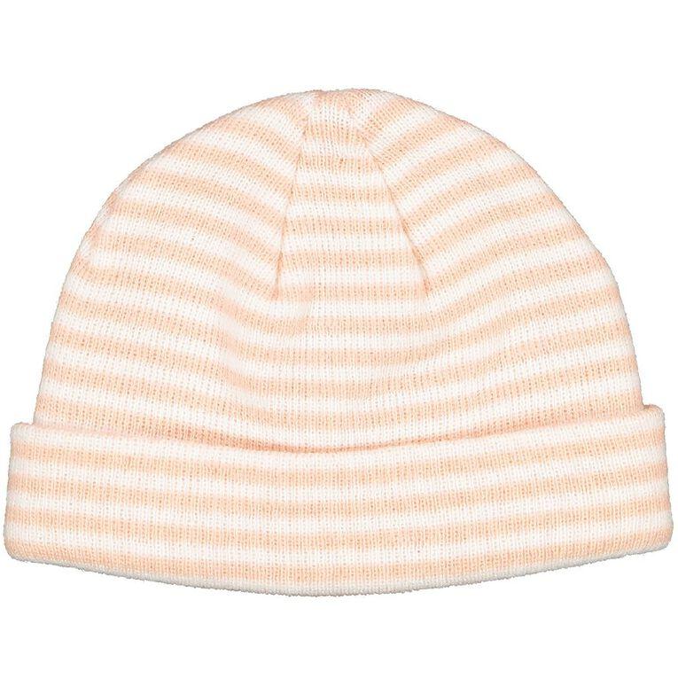 Young Original Infants' Beanie/Mitten Set, Pink, hi-res