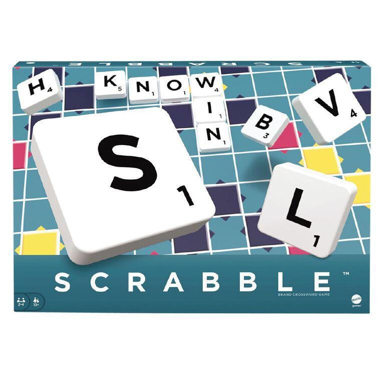 Scrabble Original Board Game, , hi-res