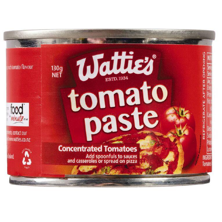 Wattie's Tomato Paste Concentrate 130g, , hi-res