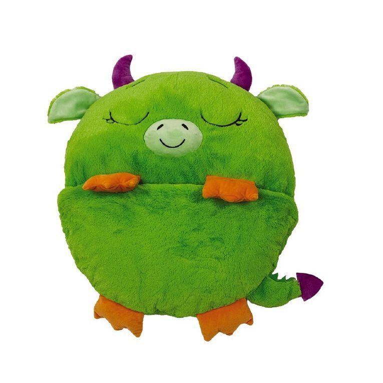 Happy Nappers Green Dragon Standard 137cm, , hi-res