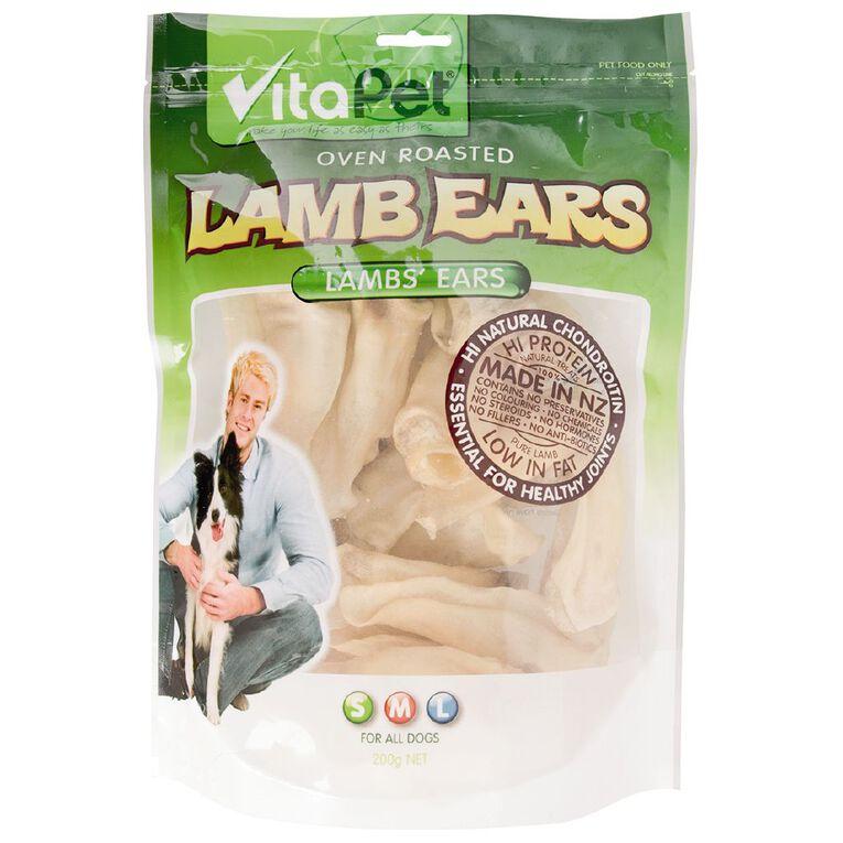 Vitapet Lambs Ears 200g/ 25 pieces, , hi-res
