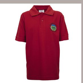 Schooltex Dorie School Short Sleeve Polo with Embroidery