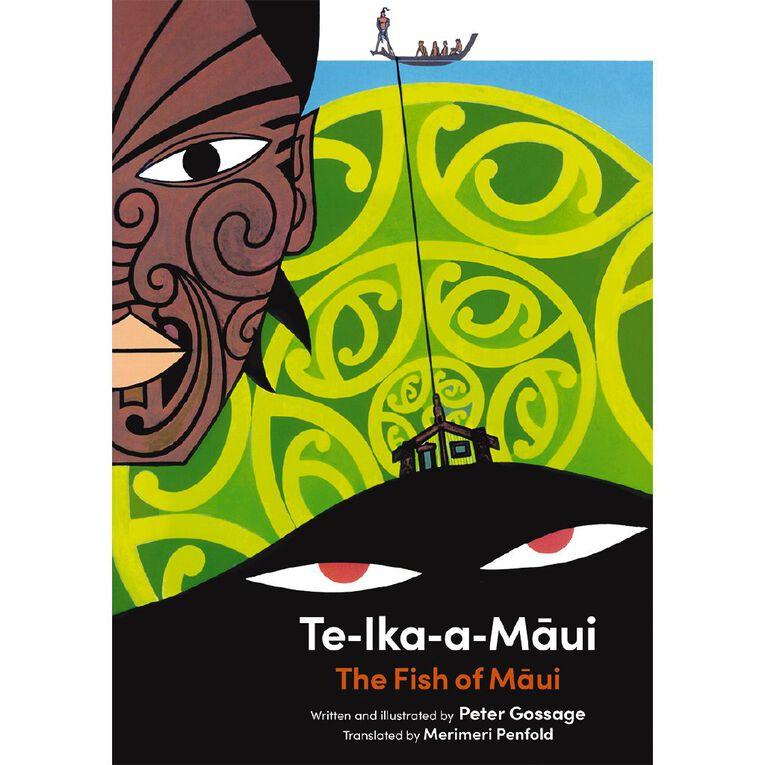 Te Ika a Maui (The Fish of Maui) by Peter Gossage, , hi-res