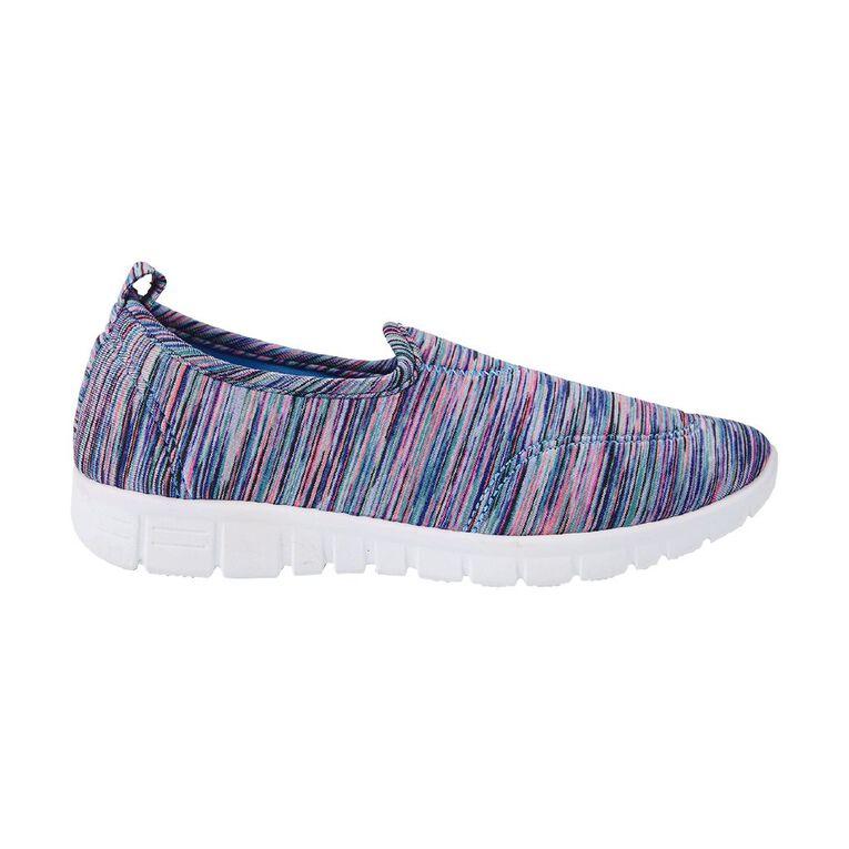 Young Original Cas Slip on Shoes, Purple S21, hi-res