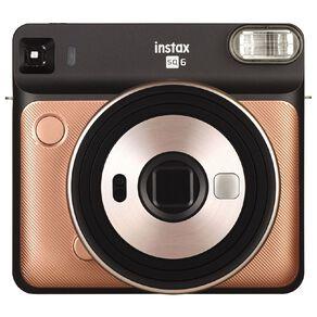 Fujifilm Instax SQ6 Instant Camera Blush