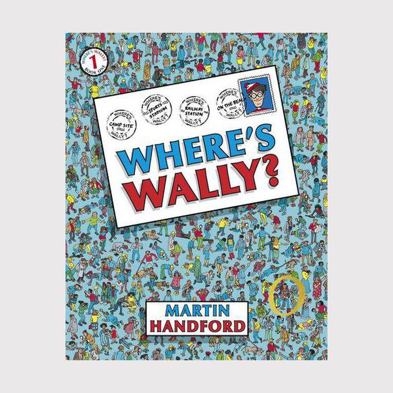 Where's Wally? by Martin Handford, , hi-res