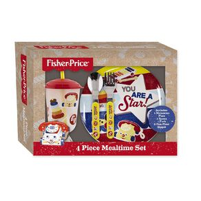 Fisher-Price 4 Piece Meal Set