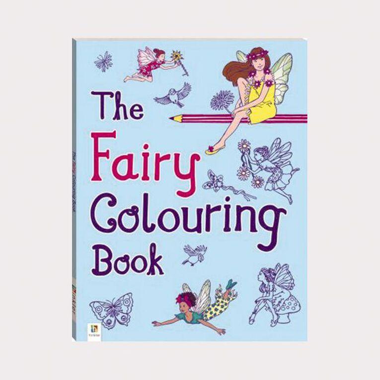The Fairy Colouring Book by Michael O'Mara, , hi-res