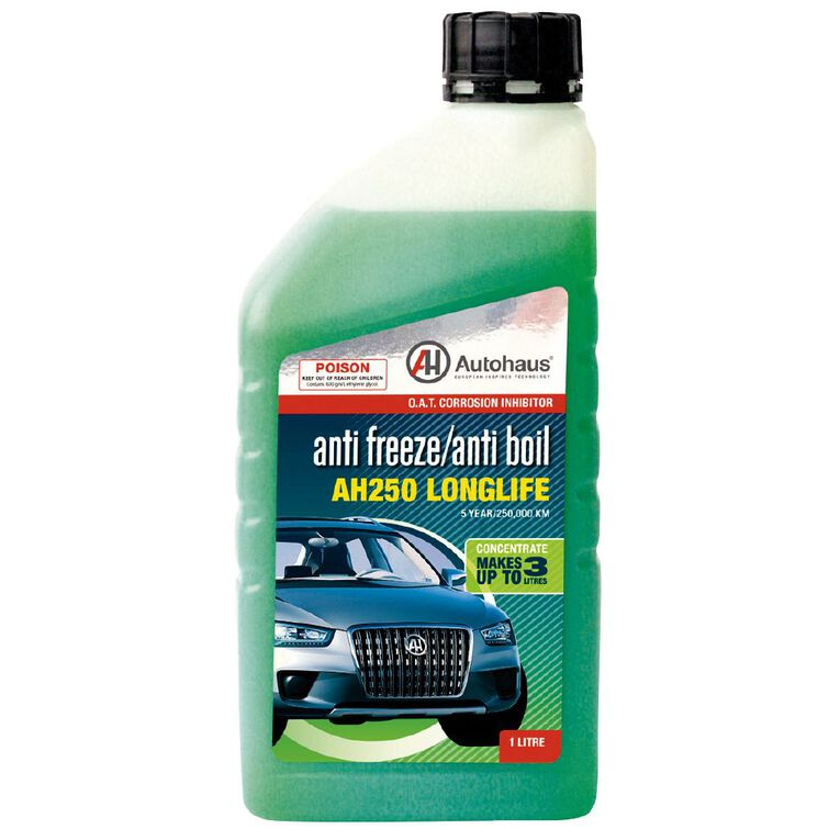 Autohaus Anti-Freeze/Anti-Boil Concentrate AH250 1L, , hi-res image number null