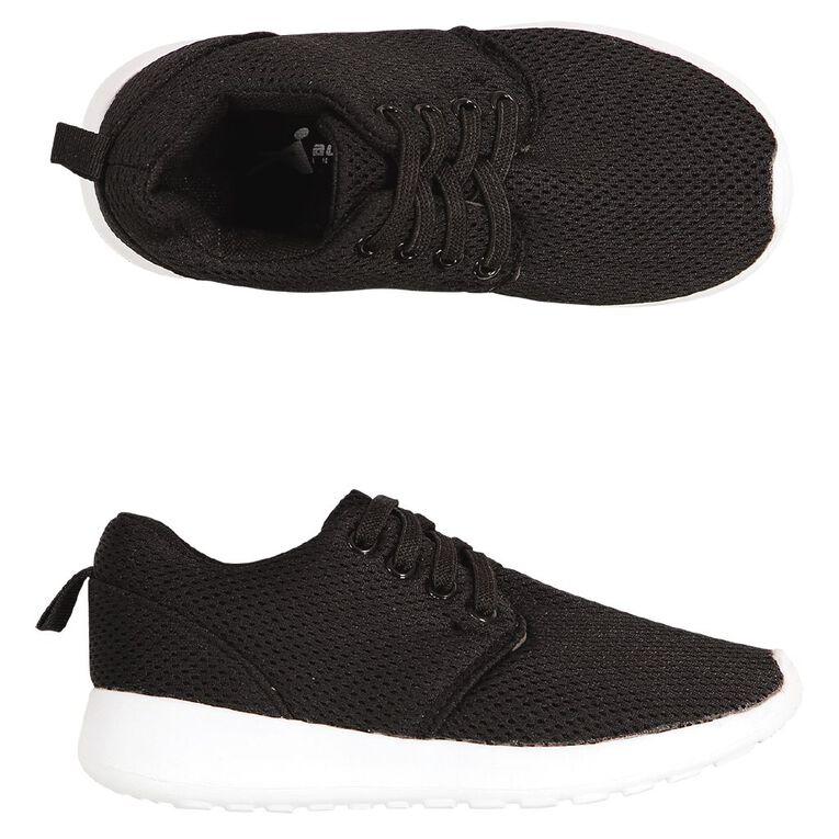 Active Intent Track Shoes, Black, hi-res
