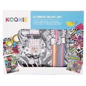 Kookie Ultimate Velvet Art 17 Pieces