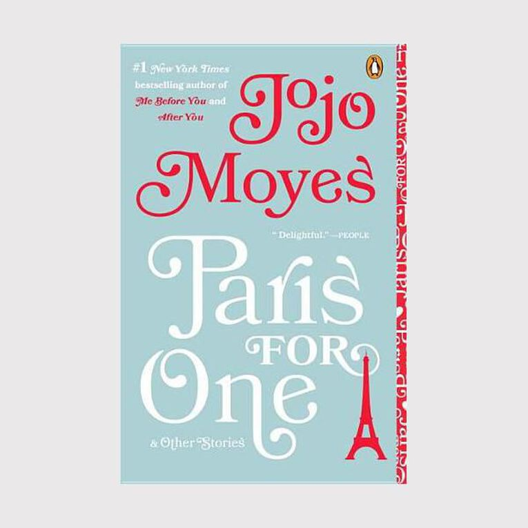 Paris for One by JoJo Moyes, , hi-res