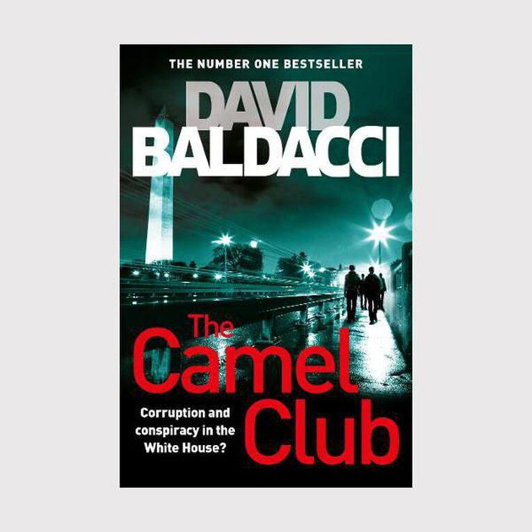 The Camel Club by David Baldacci, , hi-res