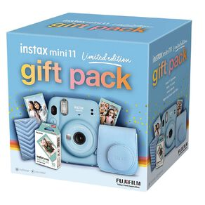 Fujifilm Instax Mini Gift Pack Sky Blue