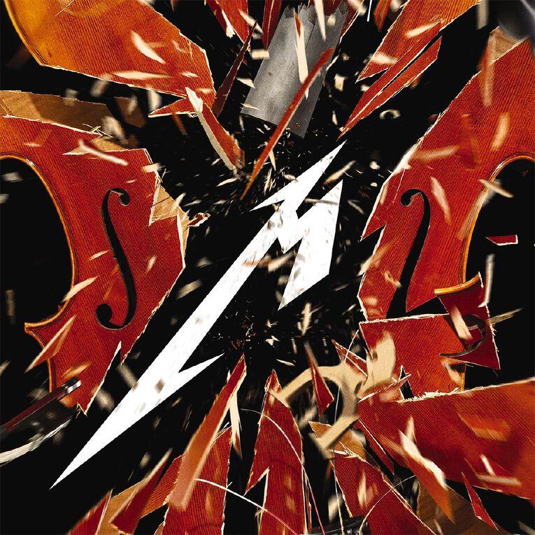 S&M2 Vinyl by Metallica 4Record, , hi-res