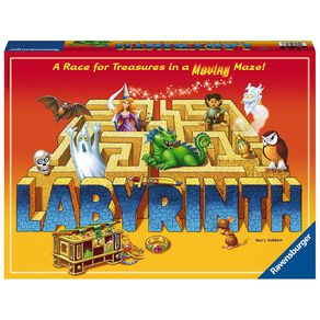 Ravensburger The Amazing Labyrinth Board Game