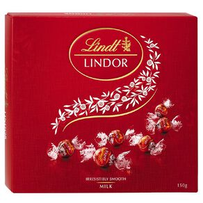 Lindt Lindt Milk Chocolates Gift Box 150g