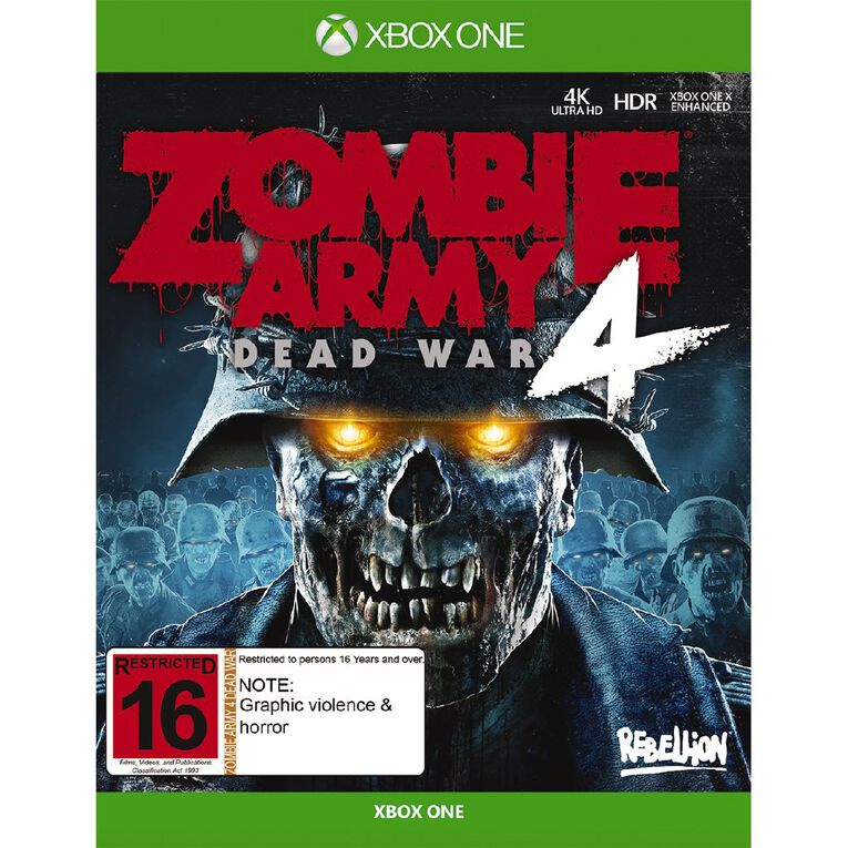 XboxOne Zombie Army 4 Dead War, , hi-res